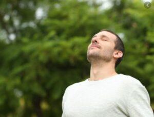 Ritmo calmante de la respiración